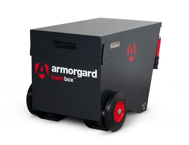 Oxtrad Tools Ltd Armorgard Barrobox BB2 Mobile Site Secure Unit