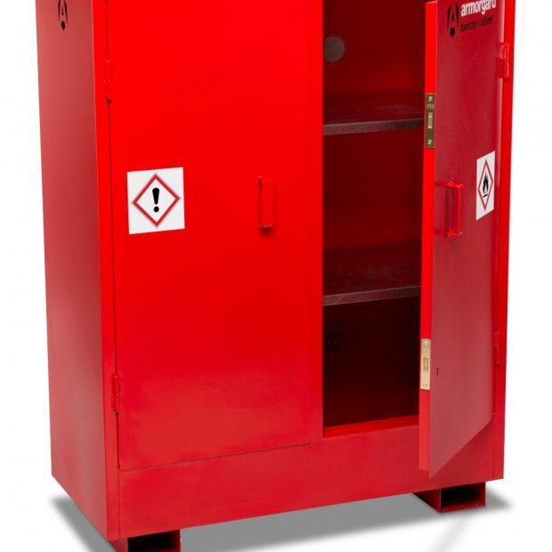 Armorgard Flamstor Hazardous Storage COSHH Cabinet FSC3