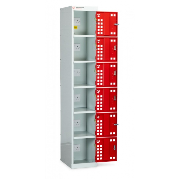 Armorgard Powerstation PWS6 Charger Cabinet