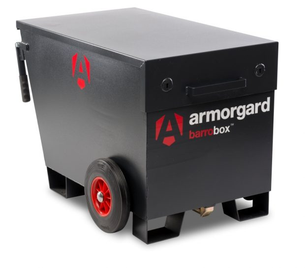 Oxtrad Tools Armorgard BB2 Barrobox Portable Site Secure Unit