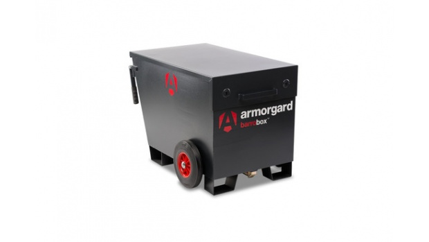 Oxtrad Tools Ltd Armorgard Barrobox BB2 Mobile Site Security Box