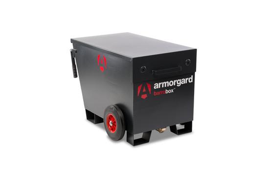 Oxtrad Tools Ltd Armorgard Barrobox BB2 Mobile Site Security Box