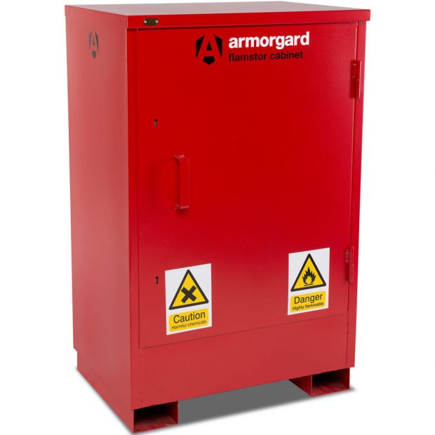 Oxtrad Tools Ltd Armorgard FSC2 FlamStor Hazardous Chemicals and Flammables Cabinet