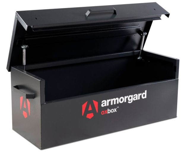 Oxtrad Tools Ltd Armorgard OxBox OX2 Truck Box