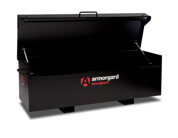 Oxtrad Tools Ltd Armorgard StrongBank SB6 Ultra Secure Truck Box
