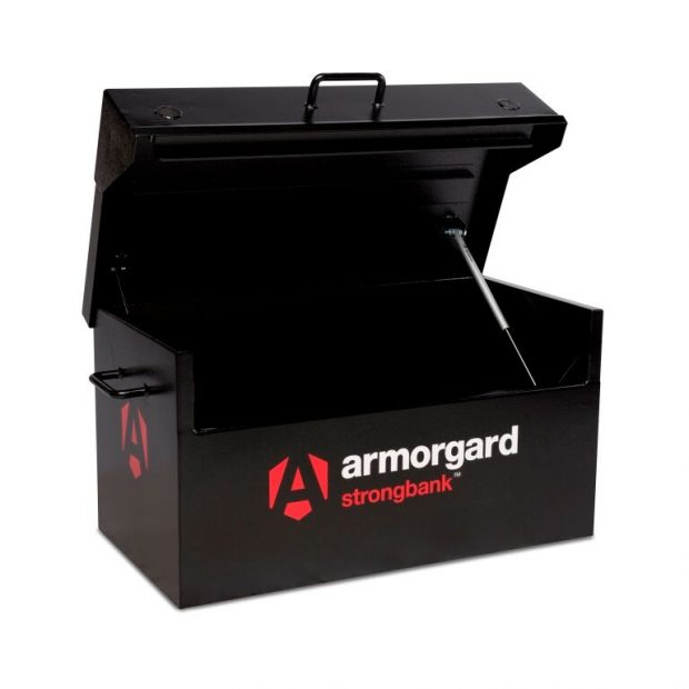 Oxtrad Tools Ltd Armorgard StrongBank Van Box SB1 L1035 x W585 x H475mm