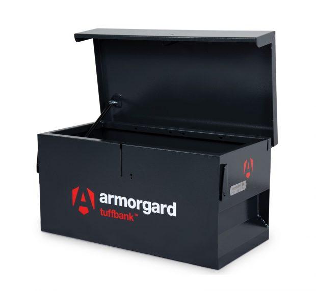 Oxtrad Tools Ltd Armorgard TB1 TuffBank Van Box 1