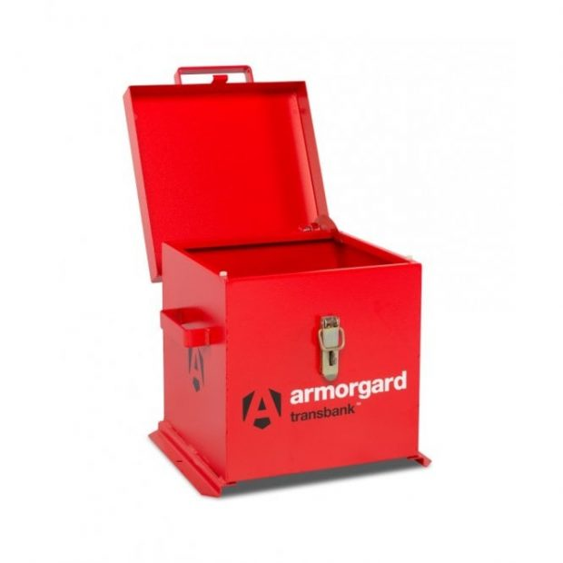 Oxtrad Tools Ltd Armorgard TRB1 TransBank Fuels and Chemicals Storage Box
