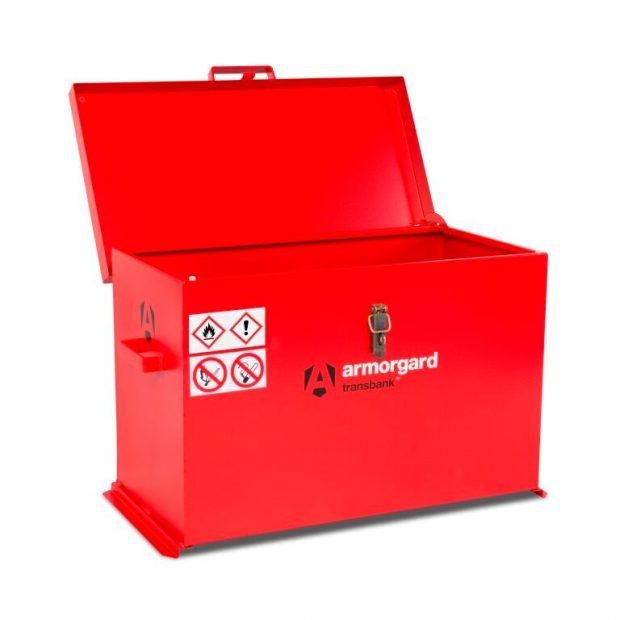Oxtrad Tools Ltd Armorgard TransBank TRB4 2