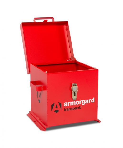 Oxtrad Tools Ltd Armorgard Transbank Hazardous Storage Container TRB1