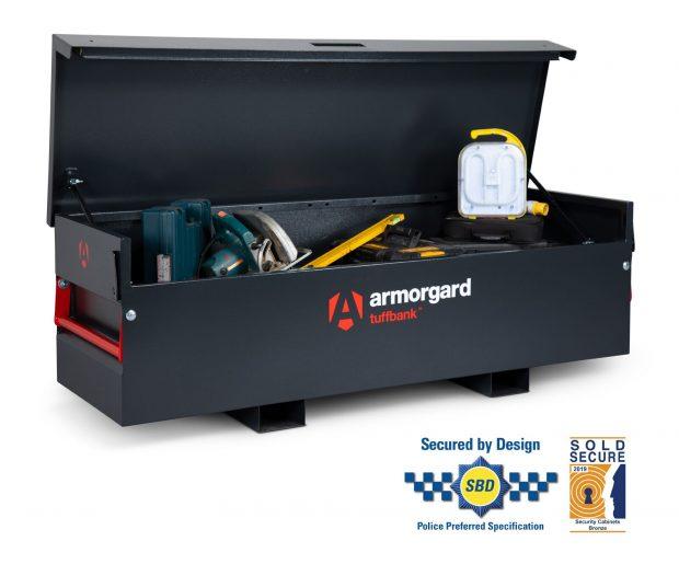 Oxtrad Tools Ltd Armorgard TuffBank TB6 Truck Box