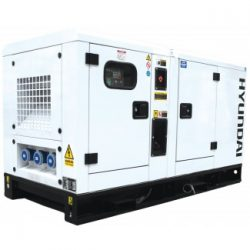 Oxtrad Tools Ltd Hyundai DHY22KSE 1500rpm 22kVA Three Phase Diesel Generator