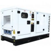 Oxtrad Tools Ltd Hyundai 22kVA DHY22KSE Three Phase Diesel Generator500rpm 22kVA Three Phase Diesel Generator