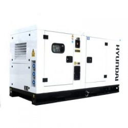 Oxtrad Tools Ltd Hyundai DHY34KSE 1500rpm 34kVA Three Phase Diesel Generator