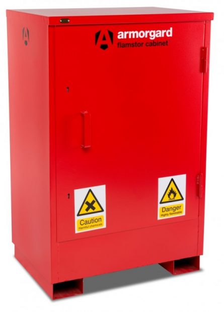 Oxtrad Tools Ltd Armorgard Flamstor Hazardous Substance Cabinet FSC2