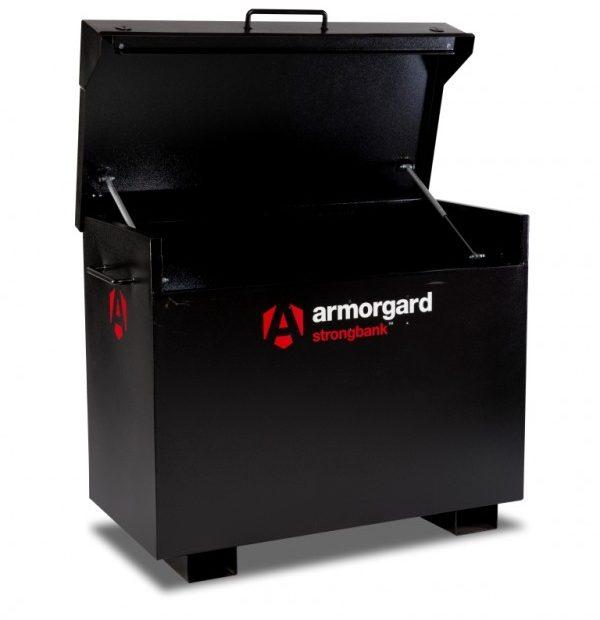 Oxtrad Tools Ltd Armorgard Strongbank Site Box SB3