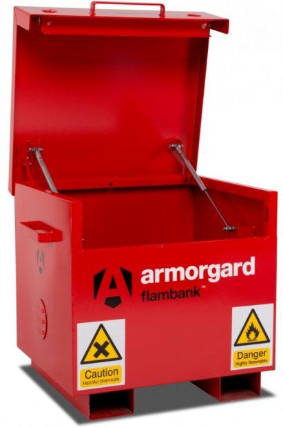 Oxtrad Tools Ltd Armorgard Flambank COSHH Site Box FB21