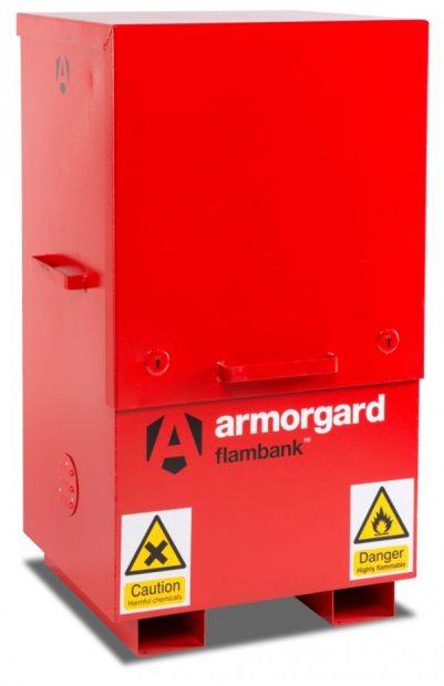 Oxtrad Tools Ltd Armorgard Flambank COSHH Site Chest FBC2