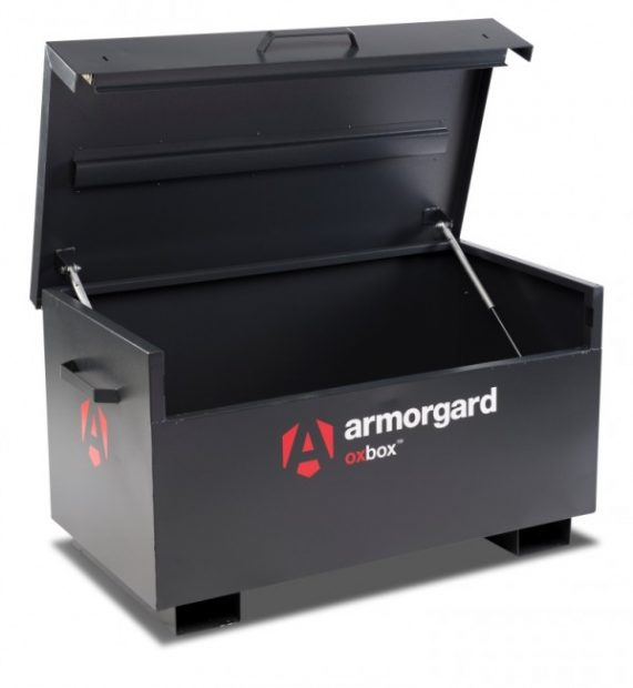 Oxtrad Tools Ltd Armorgard Oxbox Site Box OX3