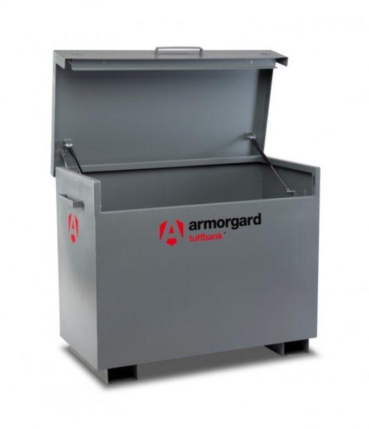 Oxtrad Tools Ltd Armorgard Tuffbank TB3 Site Box