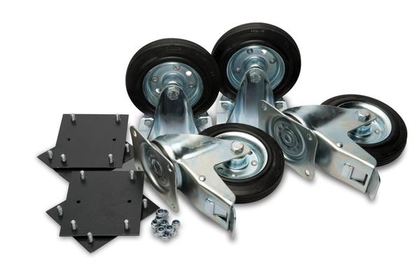 Oxtrad Tools Ltd Armorgard Castors CAS