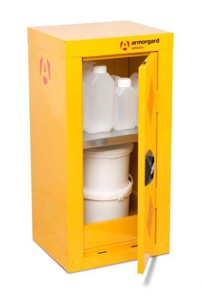 Oxtrad Tools Ltd Armorgard HFC2 Safestor COSHH Hazardous Storage Cabinet