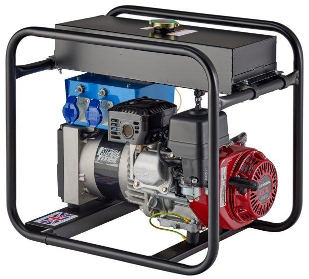Oxtrad Tools Ltd Stephill 3400HM4SLR Generator