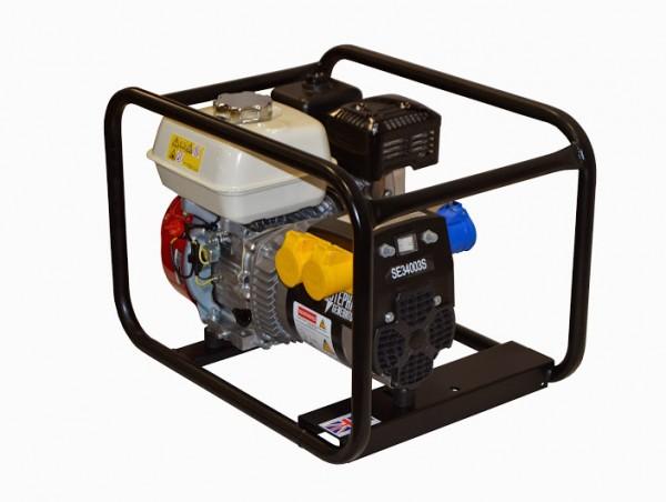 Oxtrad Tools Ltd Stephill SE34003S Honda Petrol Generator 3.4kva / 2.7kw.