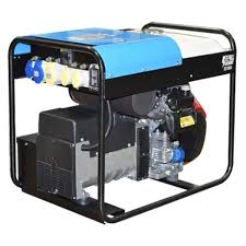 Oxtrad Tools Ltd Stephill SE10000 Honda Petrol Portable Generator 10kva/8.0kw