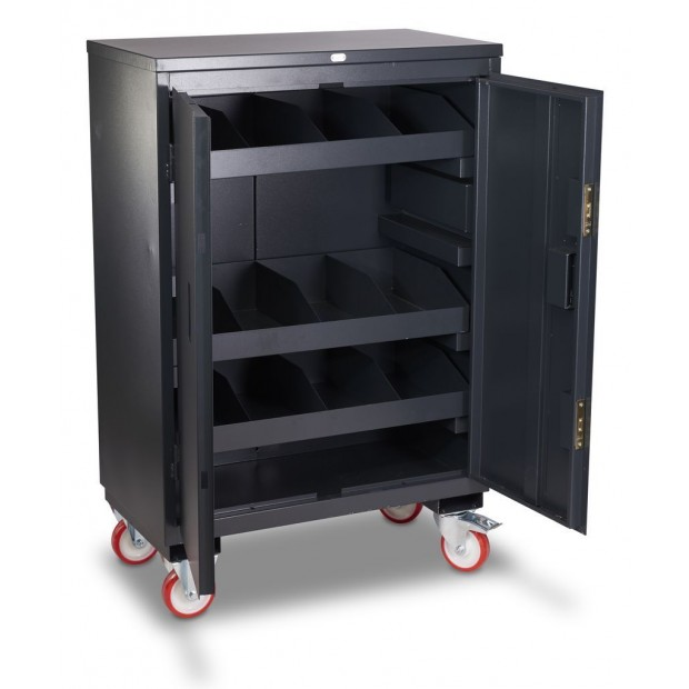 Oxtrad Tools Ltd Armorgard Fittingstor FC4 Mobile Fittings Cabinet