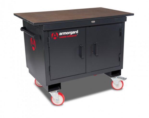 Oxrad Tools Ltd Armorgard Mobile Tuffbench BH1270MW