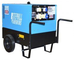 Oxtrad Tools Ltd Stephill SE6000D4 Silent Diesel Generator 4.8kw/6kva