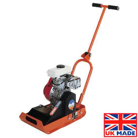 Oxtrad Tools Ltd Belle Minipac 300 Lightweight Plate MPC01
