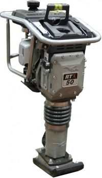 Oxtrad Tools Ltd Belle Trench Rammer RTX50 Honda Petrol Engine