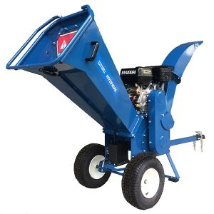 Oxtrad Tools Ltd Hyundai HYCH1500E-2 Petrol Wood Chipper