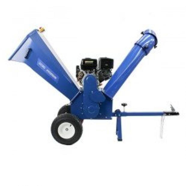 Oxtrad Tools Ltd Hyundai HYCH1500E-2 Petrol Wood Chipper2