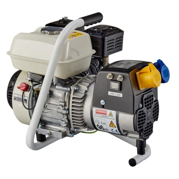 Stephill GE2501 Lightweight Honda Petrol Generator 2.5kva 2.1kw