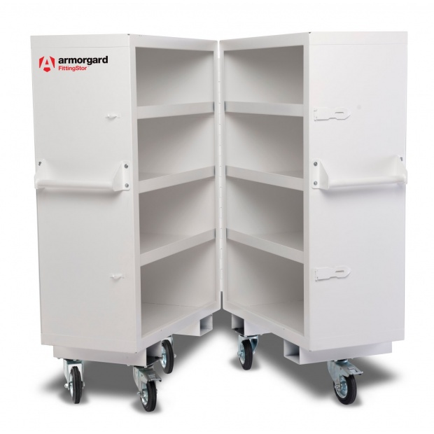 Oxtrad Tools Armorgard Fittingstor Mobile Fittings Cabinet FC5