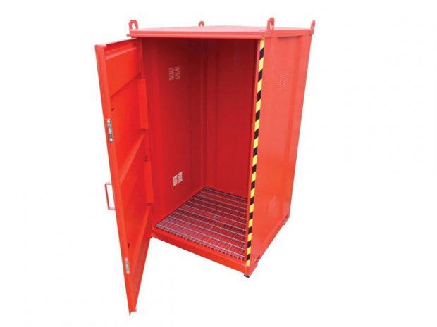 Oxtrad Tools Ltd Armorgard Flamstor Ultra Secure Hazardous Storage Unit FS1.2