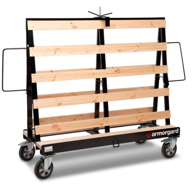 Oxtrad Tools Ltd Armorgard Loadall Board Trolley LA1500
