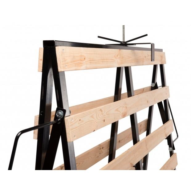 Oxtrad Tools Ltd Armorgard Loadall Plasterboard Trolley LA1500 1500Kg 2
