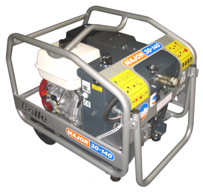 oxtrad tools ltd Belle Major Hydraulic Power Pack Honda Petrol GX390 Engine HPP21