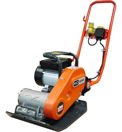 Oxtrad Tools Ltd Belle PCLX 12-40E Electric Compaction Plate 240v LCE4002