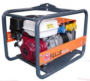 Oxtrad Tools Ltd Belle GPX5000 Honda Petrol Generator 5.0kva