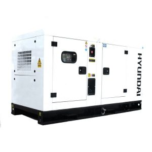 Oxtrad Tools Ltd Hyundai DHY65KSE 60kva Three Phase Generator 4
