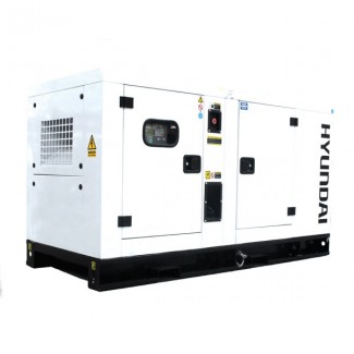 Oxtrad Tools Ltd Hyundai DHY65KSE 1500rpm 60kVA Three Phase Diesel Generator