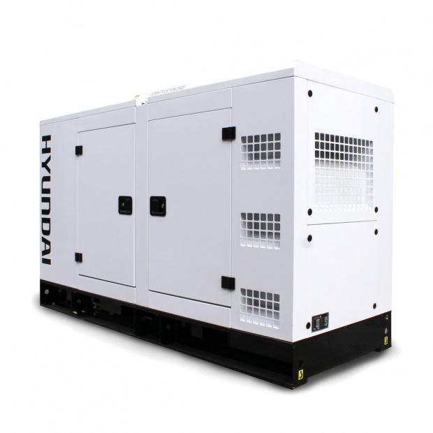Oxtrad Tools Ltd Hyundai DHY85KSE 85kVA Three Phase Diesel Generator