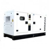 Oxtrad Tools Ltd Hyundai DHY85KSE 85kVA Three Phase Generator
