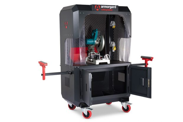 Armorgard SS7 Cutting Station img3 (Tools not included)