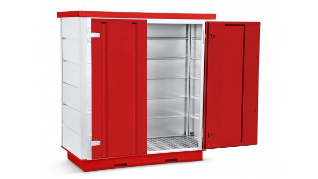 Armorgard Forma-Stor COSHH Collapsible Storage Unit FR100C